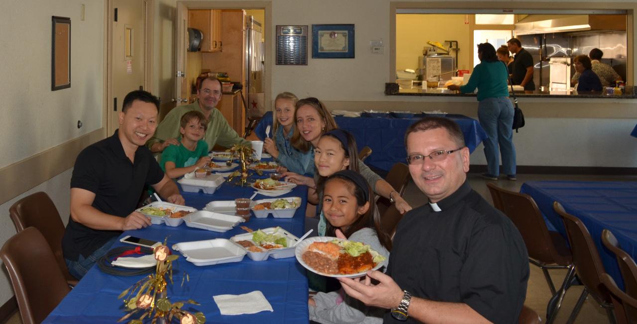 Fund Raising Enchilada Sunday Photo 3