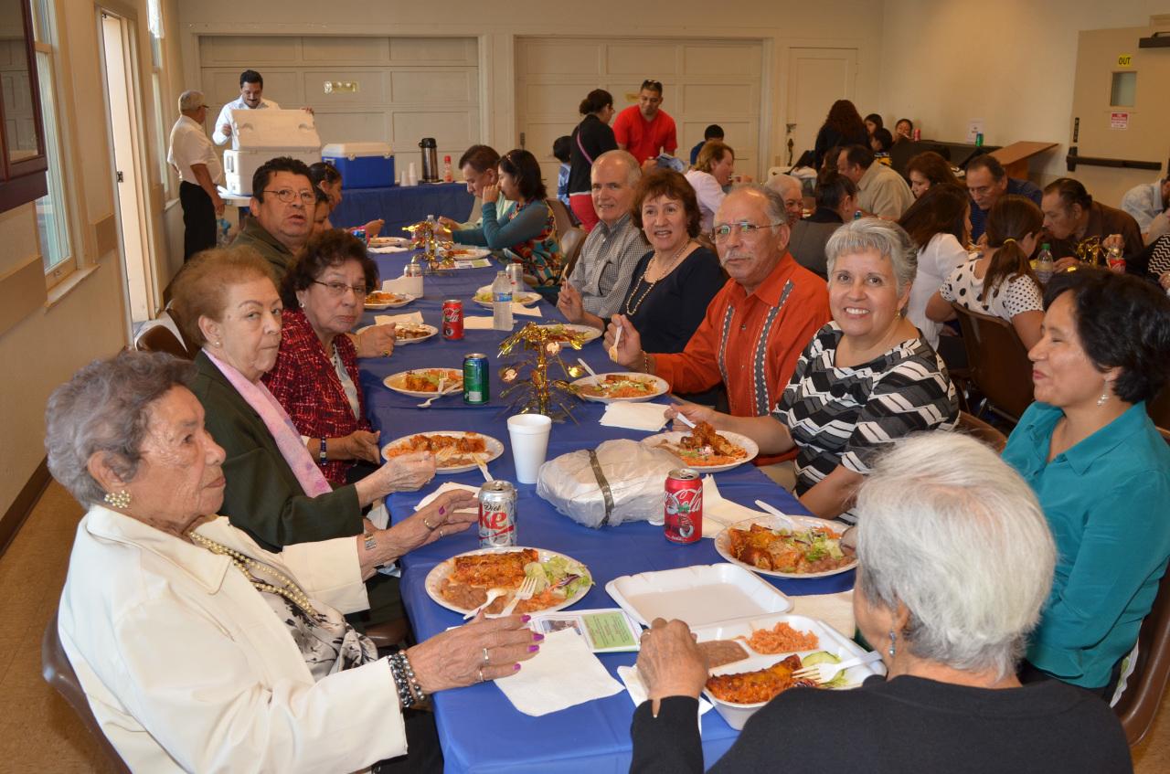 Fund Raising Enchilada Sunday Photo 6
