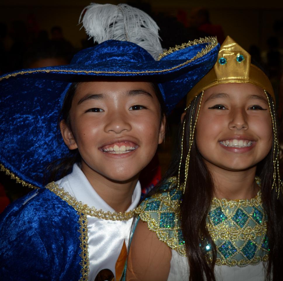 St. Clare School Halloween 2014 Photo 2