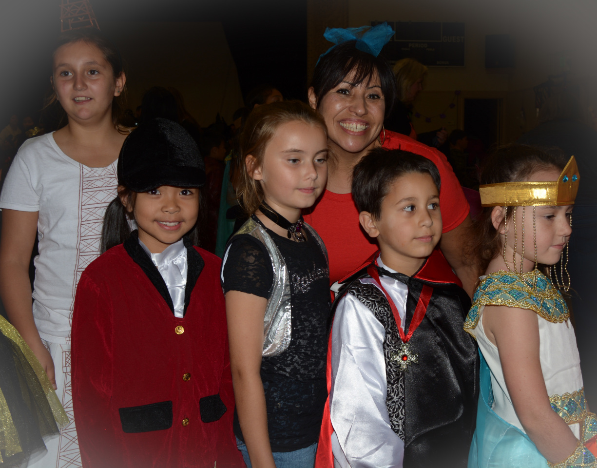 St. Clare School Halloween 2014 Photo 4